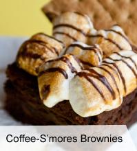VegNews.CoffeeSmoresBrownies