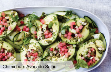 VegNews.ChimichurriAvocadoSalad