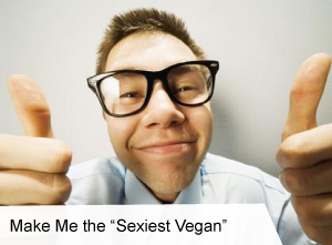 VegNews.MakeMetheSexiestVegan