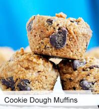 VegNews.CookieDoughMuffins