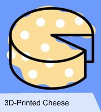 VegNews.3DPrintedCheese 2