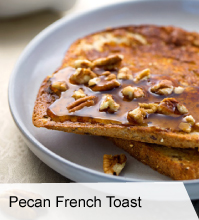 VegNews.PecanFrenchToast