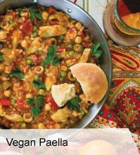 VegNews.VeganPaella