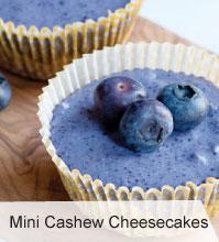 VegNews.MiniCashewCheesecakes