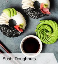 VegNews.SushiDoughnuts