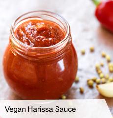 VegNews.VeganHarissaSauce