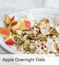 VegNews.AppleOvernightOats