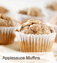 VegNews.ApplesauceMuffins