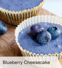 VegNews.BlueberryCheesecake