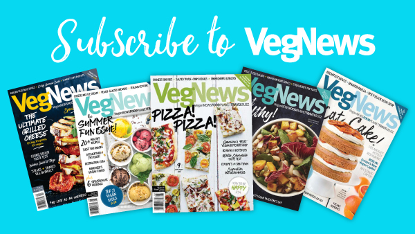 SubscribeVegNewsBlue