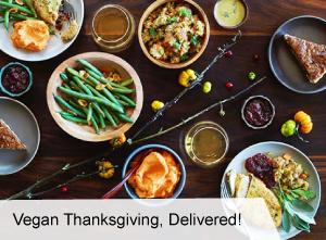 Vegan Thanksgiving Delivered 3