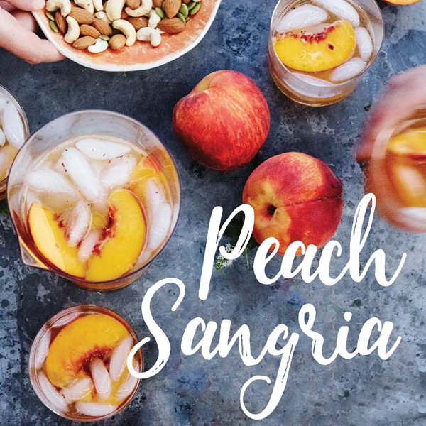 VegNews.PeachSangria