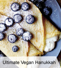 Ultimate Vegan Hanukkah