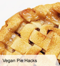 Vegan Pie Hacks