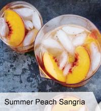 VegNews.SummerPeachSangria