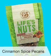 VegNews.CinnamonSpicePecans