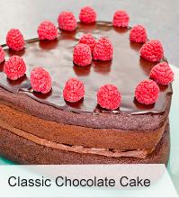 VegNews.ClassicChocolateCake