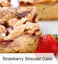 VegNews.StrawberryStreuselCake