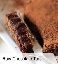 VegNews.ChocolateTart