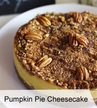 VegNews.PumpkinCheesecake