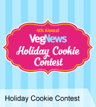 VegNews.HolidayCookieContest