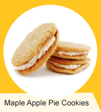 VegNews.MapleApplePieCookies