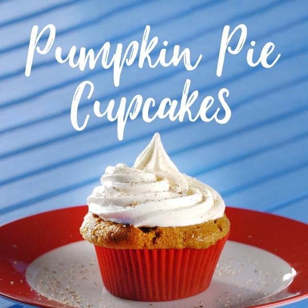 VegNews.VeganPumpkinPieCupcakes