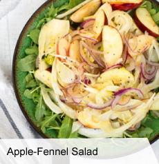 VegNews.AppleFennelSalad