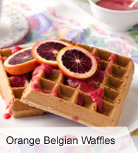 VegNews.OrangeBelgianWaffles