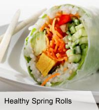 VegNews.HealthySpringRolls