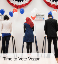 VegNews.TimetoVoteVegan