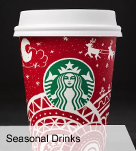 VegNews Seasonal Drinks