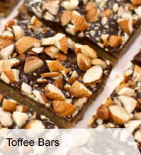 VegNews Toffee Bars
