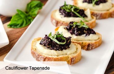 VegNews.CauliflowerTapenade