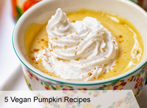 VegNews.5VeganPumpkinRecipes