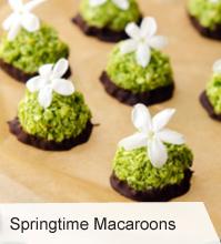 VegNews.SpringtimeMacaroons