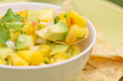 PineappleAvocadoSalsa